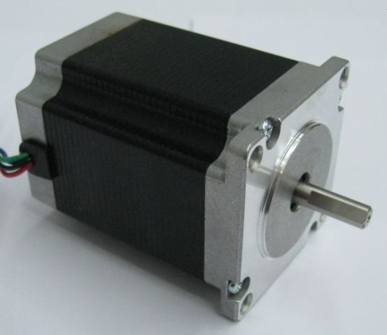 269 Oz-in NEMA 23 Stepper Motor (Dual Shaft)